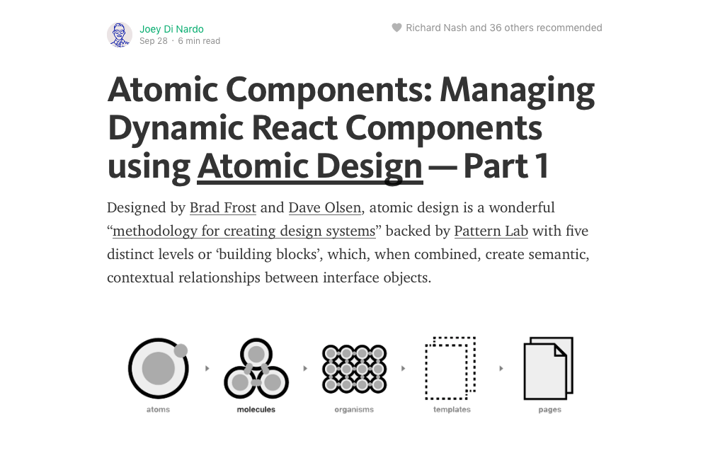 Atomic_Components__Managing_Dynamic_React_Components_using_Atomic_Design_—_Part_1_—_Medium