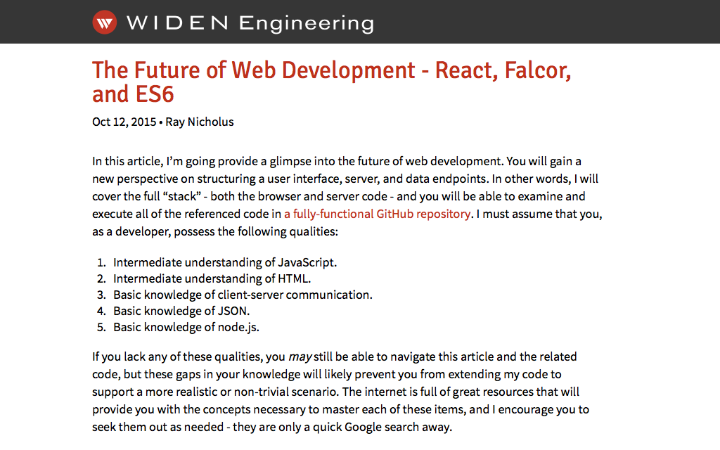 The_Future_of_Web_Development_-_React__Falcor__and_ES6___Widen_Engineering