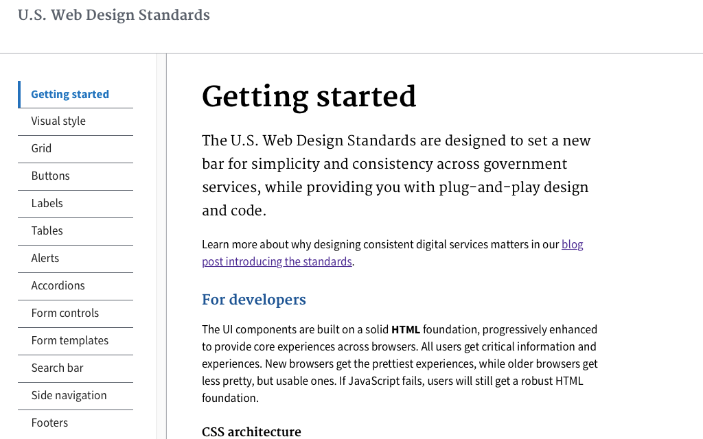 U_S__Web_Design_Standards___Getting_started
