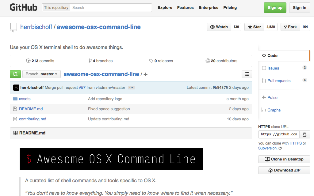 herrbischoff_awesome-osx-command-line_·_GitHub