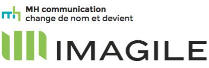 MH Communication change de nom et devient Imagile