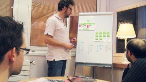 Brainstorming sur l'architecture de l'information