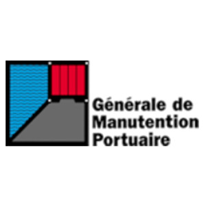 Logo Groupement de Manutention Portuaire