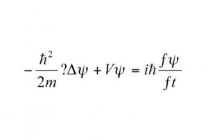 Comme pour le principe d'incertitude d'Heisenberg, on ne peut pas connaître à la fois la position d'une particule et sa vitesse.