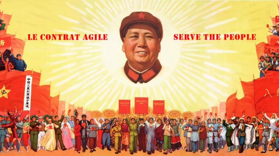 Le contrat agile en Chine