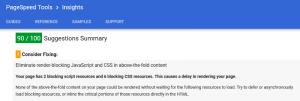 Chargement des CSS