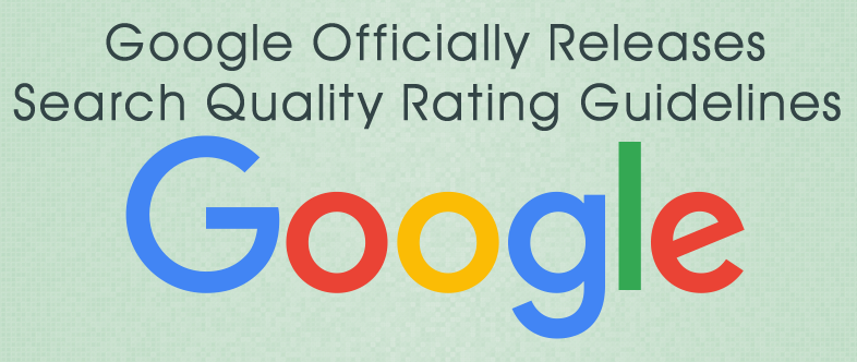 Guide officiel de Google pour noter la qualité de recherche