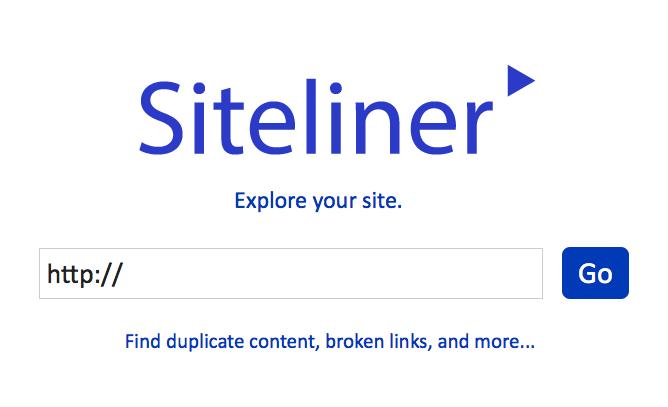 L'outil Siteliner permet de mieux connaître son site