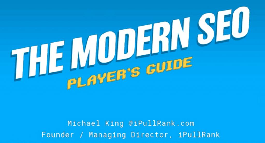 Guide moderne SEO