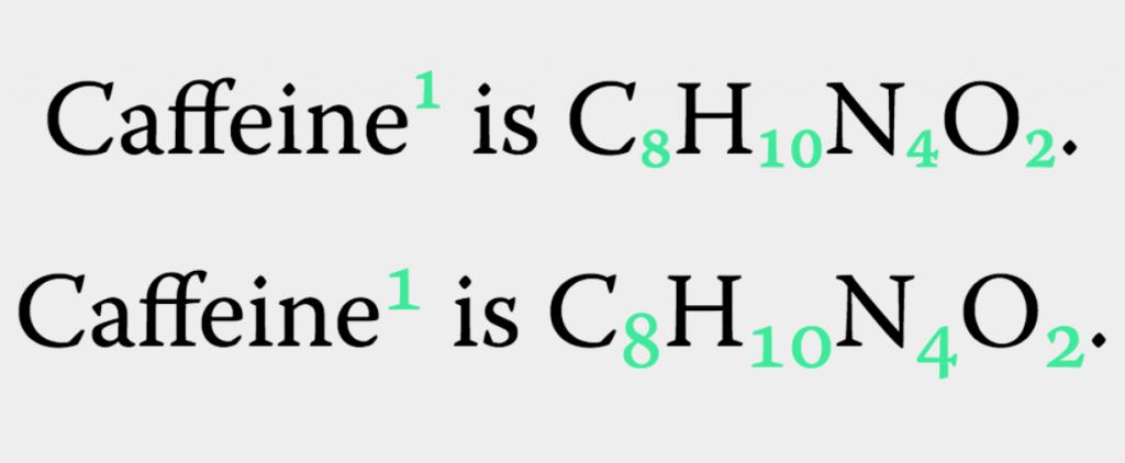 Meilleure typographie sur le web