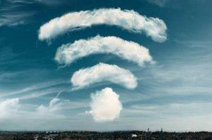 wifi nuage