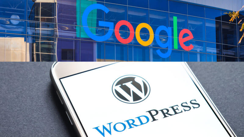 WordPress et Google