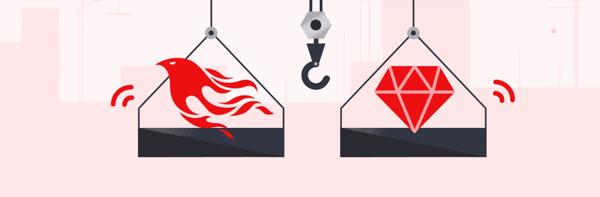 Application Ruby on Rails et Phoenix