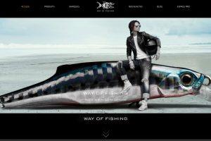 e-commerce b2b Way of Fishing
