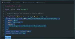 coder avec une intelligence artificielle