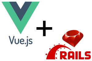 Vue JS et Ruby on rails
